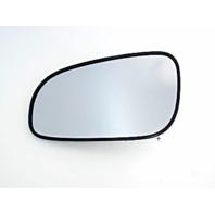 Fits 00-09 Honda S2000 Left Driver Mirror Glass w/ Rear Holder OE