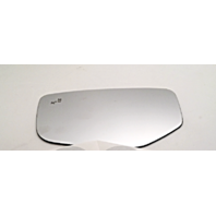 Left Driver Mirror Glass w/Blindspot Detection, Rear Holder, Heated OE for 16-17 Acura ILX