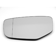 Left Driver Side Heated Mirror Glass w/Rear Back Plate for 13-17 Acura ILX  OE