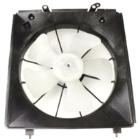 Radiator Fan Assembly Fits 98-03 Honda Accord,  Acura CL, TL V6 Only