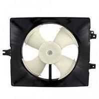 Condenser Fan Assm  Fits 98-02 Accord 6 Cyl,  99-01 Ac TL