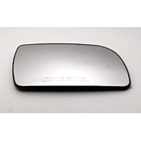 Fits 88-05 Astro / Safari Van Right Pass Mirror Glass w/ Rear Holder