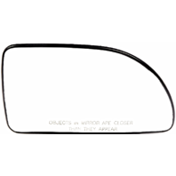 Fits 05-09 Equinox, Torrent, 02-07 Vue Right Pass Mirror Glass w/rear back mount