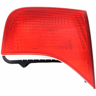 Fits 05-08 Audi A4/S4 and 07-08 Audi RS4 Sedan Right Pass Tail Lamp Lid Mounted