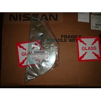 Left Rear Small Fixed Vent Glass for 00-03 Maxima, 00-04 Inf I30, I35 OE Part