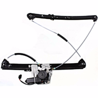 Fits 00-06 BMW X5 Left Driver Front Power Window Regulator with Motor