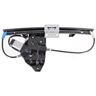 Fits 02-05 Land Rover Freelander Rear Left Driver Window Regulator With Motor