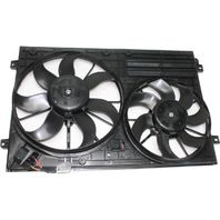 Cooling Fan Assembly, 06-13 Audi A3, 08-13 Audi TT 2.0L, 05-13 VW Various Models 2.0L