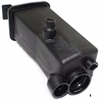 Radiator Overflow Coolant Bottle Fits 99-06 BMW 3 Series, 01-06 BMW X5 3.0L, 04-10 BMW X3