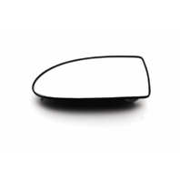 Fits 07-09 Hy Accent GS, SE, 06-09 GLS All Left Driver Power Heated Mirror Glass w/ Holder