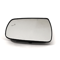 Fits 14-15 Sorento Left Driver Mirror Glass w/Rear Holder w/Blind Spot Heated OE