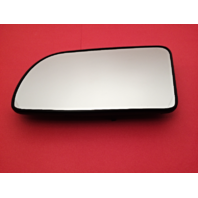 Left Driver Mirror Glass w/ Holder Folding Type only Fits Various 07-13 Altima