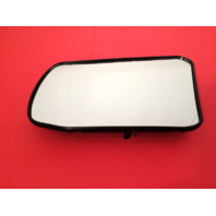 Fits Nissan Altima Left Driver Mirror Glass w/ Rear Holder non Folding Type