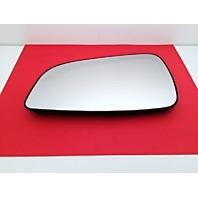 Fits 08-12 Chevy Malibu 07-09 Saturn Aura Left Driver Mirror Glass w/Rear Holder