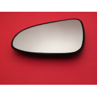 Fits 14-17 Corolla Left Driver Mirror Glass Lens w/ Rear Holder