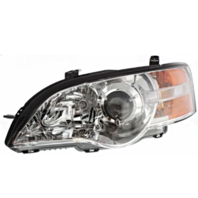 Fits 06-07 Subaru Legacy / Outback Left Driver Headlamp Assembly
