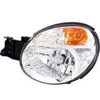 Fits 02-03 Subaru Impreza Left Driver Headlamp Assembly