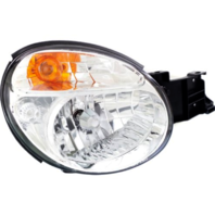 FIts 02-03 Subaru Impreza Right Passenger Headlamp Assembly