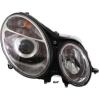 FITS 03-07 MERCEDES BENZ E-CLASS RIGHT PASS HALOGEN HEADLAMP ASSEMBLY TO 6/30/06