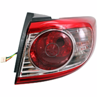 Fits 10-12 Hy Santa Fe Right Passenger Tail Lamp Assembly Quarter Mounted