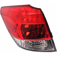 FITS 10-14 SUBARU OUTBACK LEFT DRIVER TAIL LAMP UNIT ASSEMBLY QUARTER MOUNTED