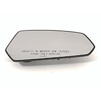 Right Pass Mirror Glass w/ Rear Holder 10-15 Camaro Genuine GM Part  non heated