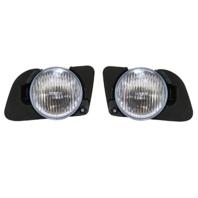 Fits 99-01 Galant Left & Right Fog Lamp Assemblies - pair