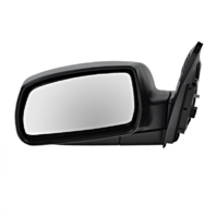 Fits 10-15 Tucson Left Driver Power Mirror Unpainted Folding No Heat, Signal