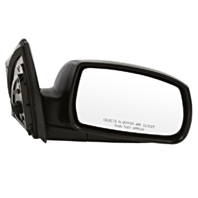 Fits 10-15 Tucson Right Pass Mirror Power Textured With Heat, Folding No Signal