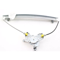Fits 96-00 Hy Elantra Power Window Regulator Without Motor Front Left Driver