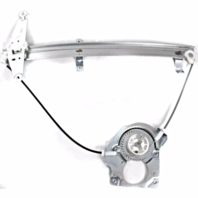 Fits 94-97 Hd Passport 94-97 Iz Rodeo Power Window Regulator Without Motor Front Right Passenger