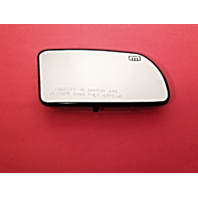 Right Pass Heated Mirror Glass w/Rear Back Plate Fits 07-12 Altima  OE Foldaway