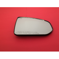 Fits 10-18 Nissan 370Z Right Pass Heated Convex Mirror Glass w/ Rear Holder OE