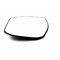 Fits 13-17 Nissan Altima Left Driver Mirror Glass w/Rear Holder w/Out Signal  OE