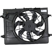 Cooling Fan Assm Fits 07-10 Elantra Sedan 09-12 Elantra Wagon