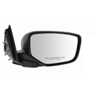 Fits 13-17 Acura ILX Right Passenger Mirror Assm Power, Heated Manual Folding