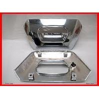 02-06 Chev Avalanche Rear Tailgate Bezel Cover Chrome #TGH1583