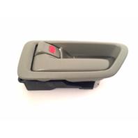 Fits 97-01 Camry Left Driver Side Front /Rear Interior Door Handle w/ Bezel Sage