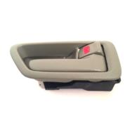97-01 Camry Right Pass Side Front / Rear Interior Door Handle w/ Bezel Sage