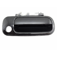 92-96 Camry Right Passenger Front Exterior Door Handle Smooth Black