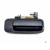 97-01 Camry Painted Left Driver REAR Exterior Door Handle Dk Gray Paint Code 1C6
