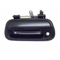 Fits 00-04 Toy Tundra Rear Tailgate Smooth Black Paintable Handle