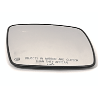 Right Pass Mirror Glass Heated w/Rear Holder for 09-18 Journey   OEM