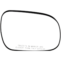 Fits 08-14 DG Challenger Right Passenger Convex Mirror Glass w/Rear Holder OE