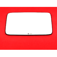 Side Mirror Glass Lens Lincoln Mark IV, Mark V, Mark VI, Versailles Fits Left or Right Side Flat
