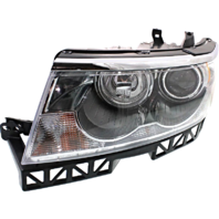 Fits 07-09 Lincoln MKZ 06 Zephyr Left Driver Halogen Headlamp Assembly