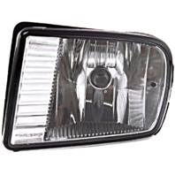Fits 00-02 Lincoln LS Left Driver Fog Lamp - Rectangular Design