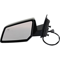 Fits 07-10 Saturn Outlook Left Driver Power Mirror Heat, Signal, Manual Folding
