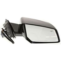 Fits 07-10 Saturn Outlook Right Pass Power Mirror W/ Heat and Manual Folding