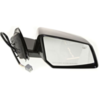 Fits 07-10 Saturn Outlook Right Pass Power Mirror W/Heat, Signal Manual Folding